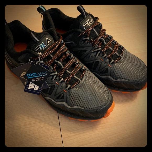 5cf209ea506d FILA Men s Memory Running Shoe 12W